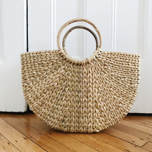 Urban Outfitters | Woven basket purse